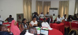 Okpalaeke, Onigbinde challenge journalists on investigative skills, use of data