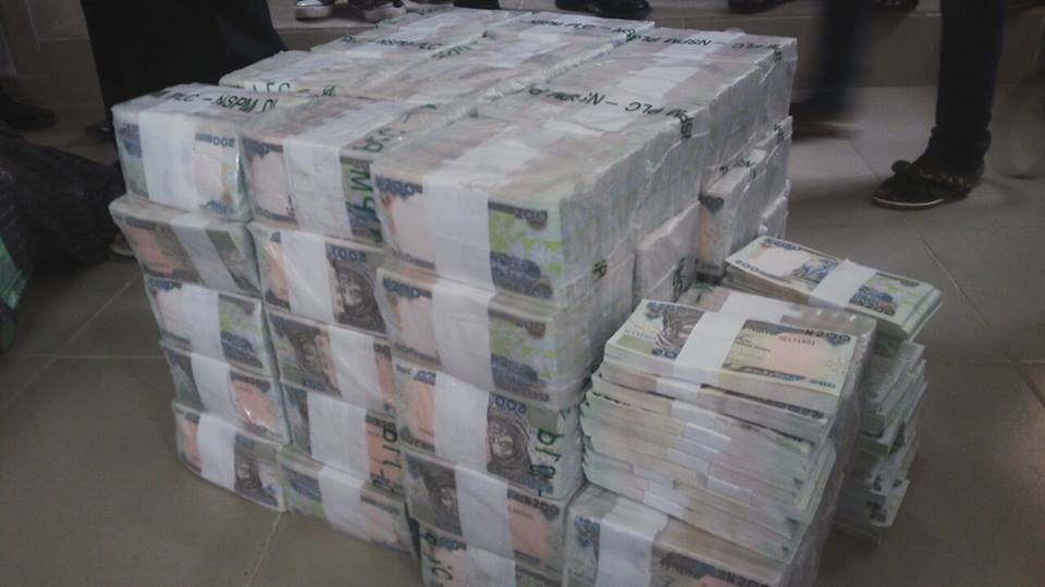 EFCC confiscates N49m stored in sacks at Kaduna airport