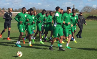 Super Eagles, Lions of Teranga lock horns in London