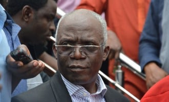 Court never said you had power to increase budget, Falana tells lawmakers