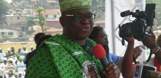 Fayose: The thick and thin of a maverick actor