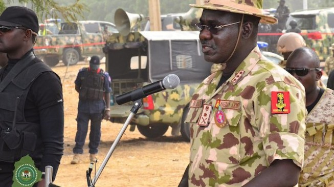QUESTION: 24 hours ago, army said IPOB was 'unarmed' — what changed overnight?