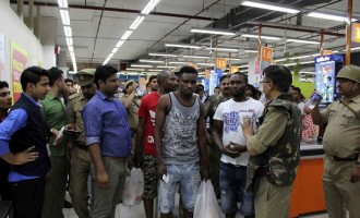 Black students in India are living in fear, says Amnesty International