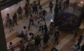 TRENDING: Indian mob beats 'Nigerian' to stupor
