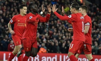 Liverpool outclass Arsenal at Anfield