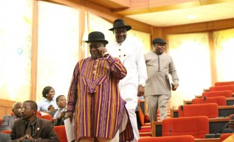 Senators deny Ali audience, tell him to reappear in uniform