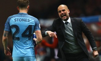Man City crash out of Champions League on Guardiola's 100th UEFA game