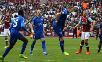 Ndidi helps Leicester win first away game of the season