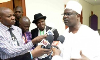 Ndume: Since I left university, this is the first time in six months that I'll stay without salary
