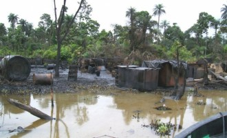 Banters in Lagos, poverty and disease in the Niger Delta