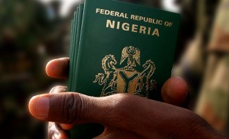 'Some Africans use Nigerian passport to commit crime'