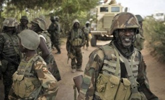3, 729 soldiers involved in Boko Haram war get special promotion