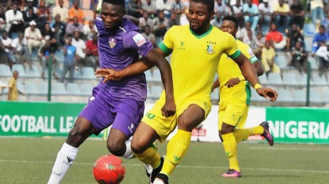 NPFL wrap-up: MFM thrash Tornadoes as Kwara United continue resurgence