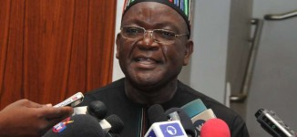 You are jealous of my rising profile, Ortom tells David Mark