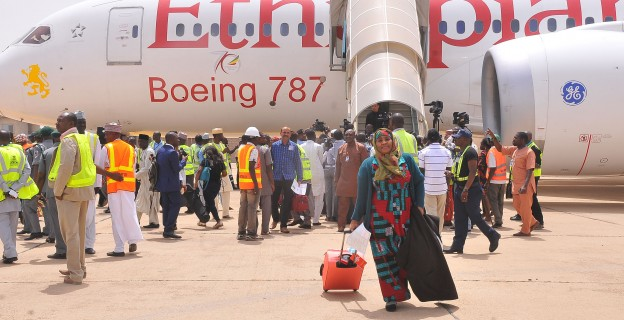 Flight operations begin at Kaduna International Airport