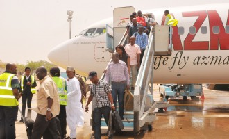 ‎43,000 passengers used Kaduna airport in 11 days — double the total for Q1 of 2016