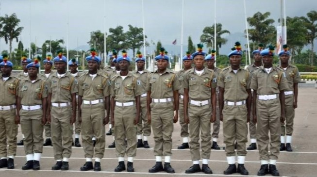 Image result for Buhari withholds assent on Peace Corps bill