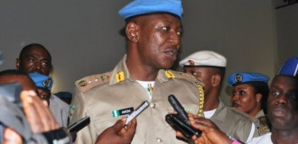 Peace Corps tackles police, says 'we were not proscribed'