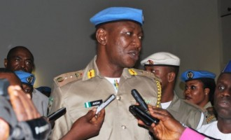 Peace Corps  commandant: Buhari listened to the advice of our opponents