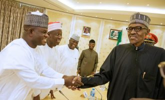 Yahaya Bello to Buhari: As the ambassador of youth in governance, we are grateful