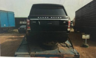 Car dealer claims Saraki not involved in seized SUV deal