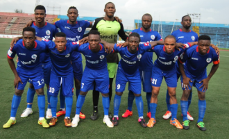 Confederation Cup: Rivers United in group of death