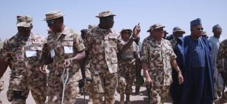 Amnesty International plotting to smear the military, says DHQ
