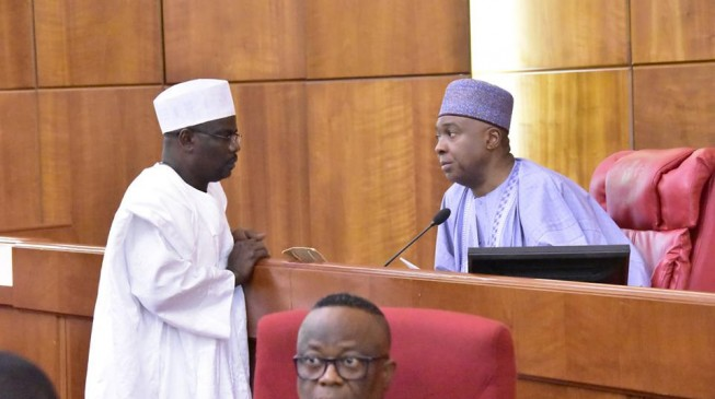 Senate lifts suspension on Ndume