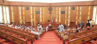 Drama as PDP senators prevent colleague from defecting to APC