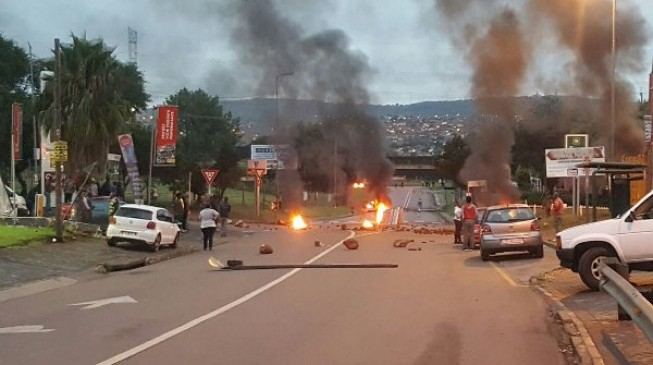 Xenophobia: Another Nigerian burnt alive in South Africa