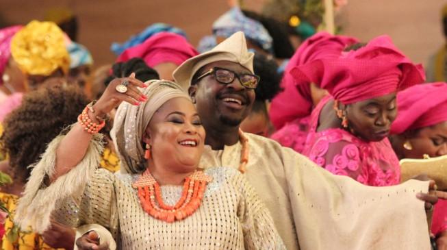 The Wedding Party Kemi Adetibas Interpretation Of Owanbe Thecable