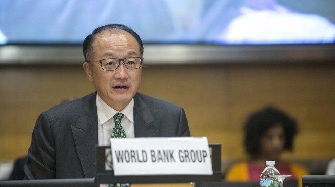 The current global famine caught us unprepared, says World Bank