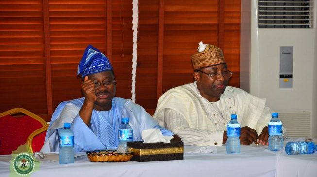 Governors to set up team to dialogue with national assembly over creation of state police