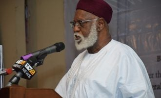 Abdulsalami: PDP not playing opposition role well… it could be suffering shock of defeat