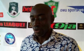 I need to solve Niger Tornadoes' problem of conceding late goals, says Bala