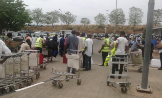 Labour strike: Aviation unions vow to cripple local, international flights