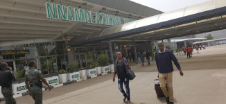 Abuja airport reopened hours after runway mishap