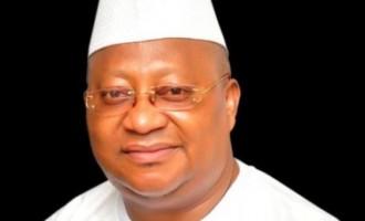 Adeleke, senator representing Osun west, dies at 62