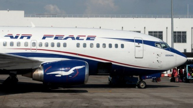 Two Air Peace aircraft collide at Lagos airport