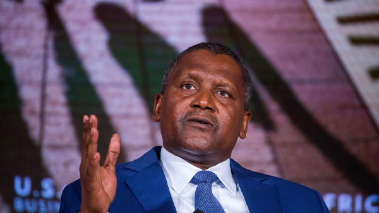 TRIBUTE: 60 hearty cheers to Aliko Dangote, the man who made