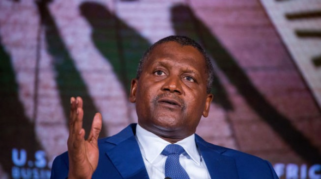 Dangote: I'll Sack Wenger When I Buy Arsenal
