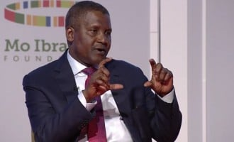 In 24 hours, Dangote climbs by $500m, Amazon CEO adds $3.3bn