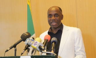 Wike has declared war on the federal government, says Amaechi