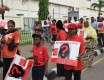 BBOG campaigners march to Alausa