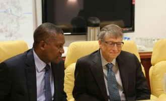 ICYMI: Dangote and Bill Gates' letter on improving health in Nigeria, Africa