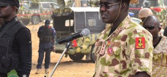 Buratai launches operation to tackle insurgency, kidnapping in Kano