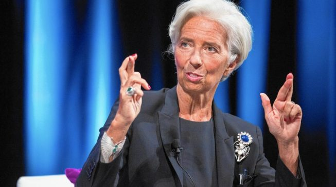 Lagarde: The world must prepare to compete with machines