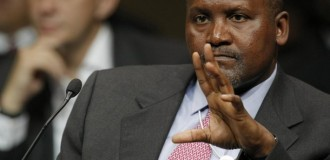 EXTRA: I'll fire Wenger if I buy Arsenal, says Dangote
