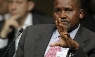 Dangote: My passion is business… stop tipping me for 2019 presidency