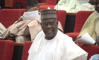 National Assembly, Fashola and Goje faux pas